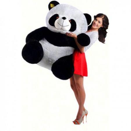 Большая плюшевая панда 125 см