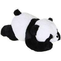 Большая плюшевая панда 110 см (лежача...