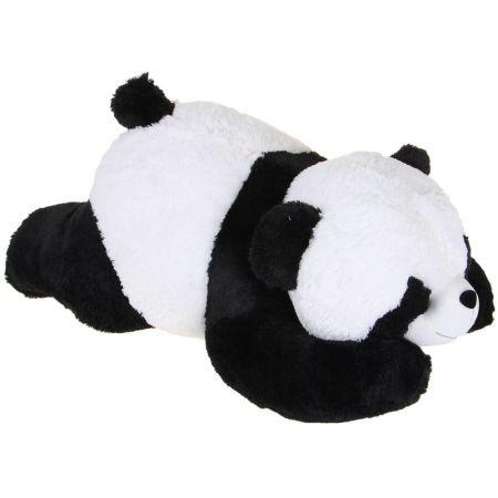 Большая плюшевая панда 110 см (лежачая)