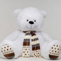 Плюшевый медведь Мартин 230 см (белый)...
