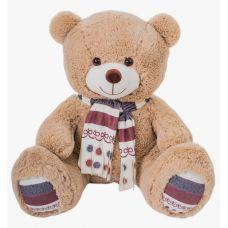 Плюшевый медведь Мартин 110 см (кофейн...