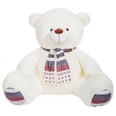 Плюшевый медведь Мартин 230 см (молочн...