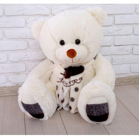 Плюшевый медведь Мартин 110 см (латте)