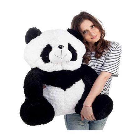 Большая плюшевая панда 80 см