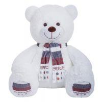 Плюшевый медведь Мартин 145 см (белый)...