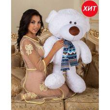 Плюшевый медведь Эрик 100 см (белый)...