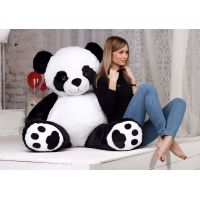 Большая плюшевая панда 160 см...