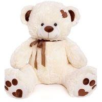 Плюшевый медведь Джордж 120 см (молочн...