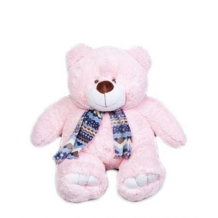 Плюшевый мишка Роза 70 см (розовый)