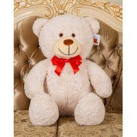 Плюшевый медведь Тарас 110 см (бежевый...
