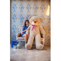 Большой мягкий медведь Феликс 200 см (...