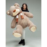 Большой плюшевый мишка Кристиан 170 см...