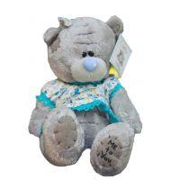 Плюшевый мишка Teddy (15 см) в платье...