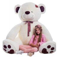 Большой плюшевый медведь Джордж 240 см...