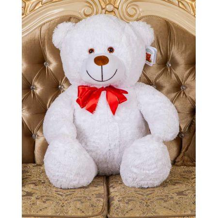 Плюшевый медведь Тарас 110 см (белый)