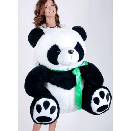 Большая мягкая панда 140 см