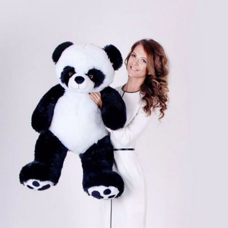 Плюшевая панда 120 см