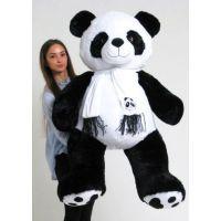 Большая плюшевая панда 180 см...