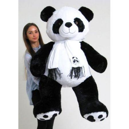 Большая плюшевая панда 180 см