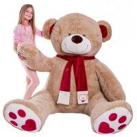 Большой плюшевый медведь Рико 240 см (...