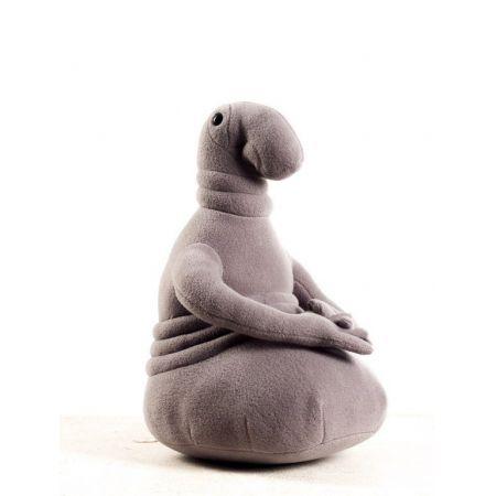 Мягкая игрушка Ждун 90 см (серый)